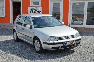 Volkswagen Golf IV 1.6i 77kW EDITION hatchback