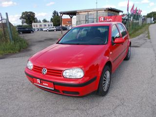 Volkswagen Golf IV. 1.4i 16V, 55kW, Aut. Klima hatchback