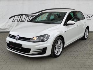 Volkswagen Golf 2,0 TDi GTD *XENON*NAVI*WEBASTO*SENZORY* hatchback nafta