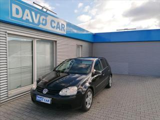 Volkswagen Golf 1,6 i 75kW CZ Aut.klima Serv.k hatchback benzin