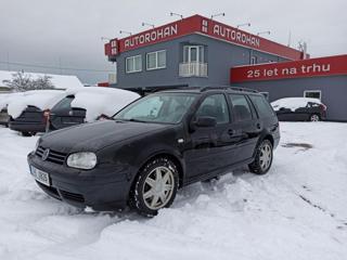 Volkswagen Golf 1.6i-16V kombi