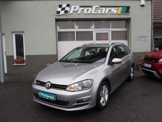Volkswagen Golf 1,4 TGI BM DSG HIGHLINE kombi CNG + benzin