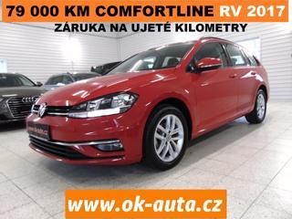 Volkswagen Golf 1.6 TDI COMFORTLINE 79 000 KM kombi