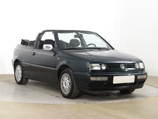 Volkswagen Golf 1.8 66kW kabriolet benzin