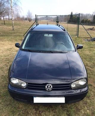 Volkswagen Golf Variant - 2006, 74 kW, Diesel - SUP kombi