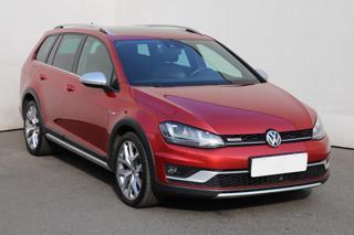 Volkswagen Golf 2.0TDi, Serv.kniha, ČR kombi nafta