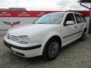 Volkswagen Golf 1.9 SDi EL kombi nafta