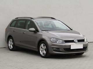 Volkswagen Golf 1.6 TDi, Serv.kniha, ČR kombi nafta