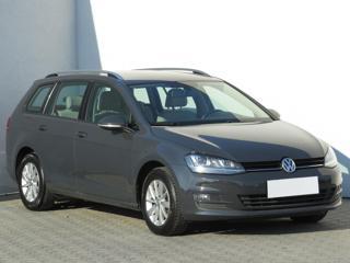 Volkswagen Golf 1.6 TDi, 1.maj, Serv.kniha kombi nafta