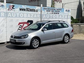 Volkswagen Golf Variant 1.6TDi 77kW+PO SERVISE kombi