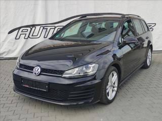 Volkswagen Golf 2,0 TDi GTD *XENON*NAVI*SENZORY* kombi nafta