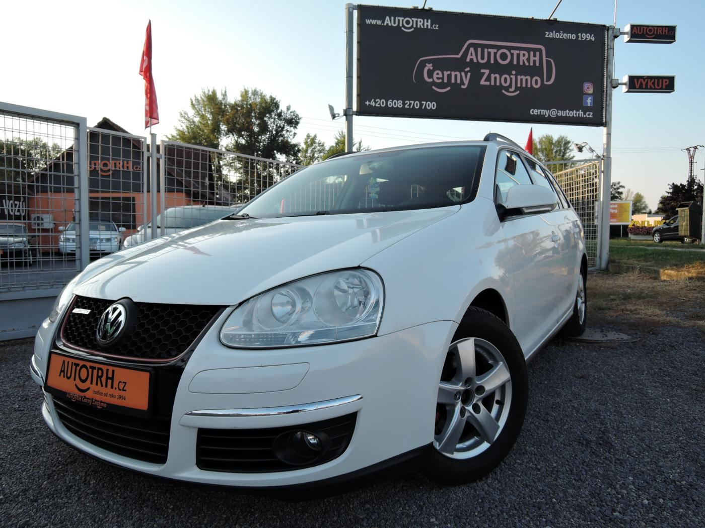 Volkswagen Golf V 1.9 TDi BlueMotion Trend kombi