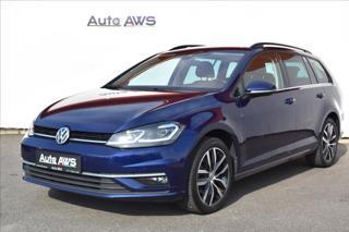 Volkswagen Golf 2,0 TDi  DSG Highline Navi LED Assist kombi nafta