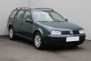 Volkswagen Golf 1.6 16V, Serv.kniha, ČR kombi benzin