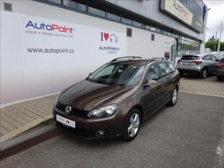 Volkswagen Golf 1,2 TSi Comfortline 2sadyKOL kombi benzin