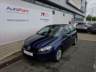 Volkswagen Golf 1,2 TSi Comfortlin AutoAC 1.ČR kombi benzin