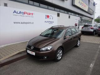 Volkswagen Golf 1,2 TSi Trendline 1.ČR TAŽNÉ kombi benzin