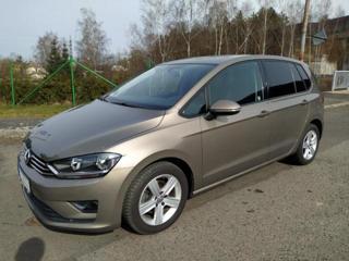 Volkswagen Golf Sportsvan 1.6 TDi Comfortline MPV nafta