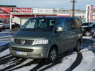 Volkswagen Multivan 2,5 TDI 4x4 128 kw  Comfort kombi nafta