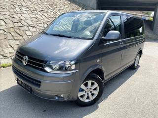Volkswagen Multivan 2,0 TDI TAŽNÉ SERVIS PARK. SENOR kombi nafta