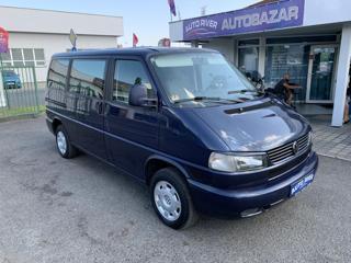 Volkswagen Multivan T4 2.5TDI 75kW kombi