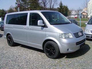 Volkswagen Multivan 2.5TDi,96kW,KLIMAPAKET,VÝB.ST. MPV nafta