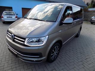Volkswagen Multivan 2.0TDI Highline 4MOT DSG MPV