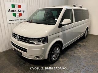 Volkswagen Multivan 2.0 TDI 103kW Long FULL minibus