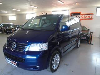 Volkswagen Multivan 2.5TDi Highline, 2x kola, Po servis MPV