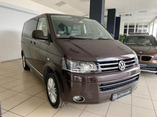 Volkswagen Multivan 2,0 TDi,BITURBO,Highline,4MOTION,DS VAN