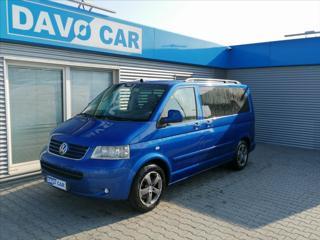 Volkswagen Multivan 2,5 TDI 128 kW Highline VAN nafta