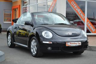 Volkswagen New Beetle 1.6i Cabrio,Nové rozvody kabriolet