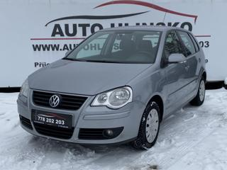Volkswagen Polo 1.4i 59KW COMFORTLINE hatchback