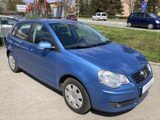 Volkswagen Polo 1,2   1.MAJITEL ČR DPH SERVISKA hatchback benzin