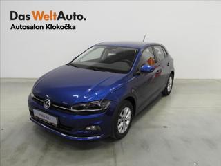 Volkswagen Polo 1,0 TGI Highline Hatchback CNG hatchback CNG + benzin