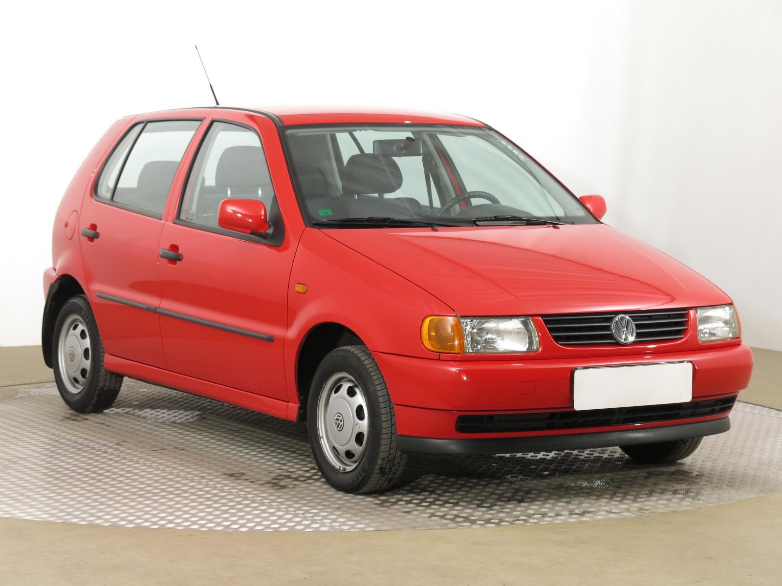 Volkswagen Polo 1.0 33kW hatchback benzin