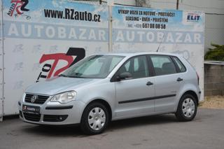 Volkswagen Polo 1.4TDi 51kW+KLIMA hatchback