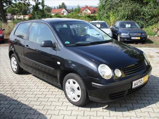 Volkswagen Polo 1,2 i  BASIS hatchback benzin