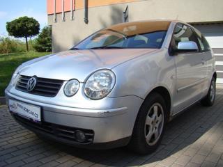 Volkswagen Polo 1.2i COMFORTLINE hatchback