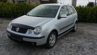 Volkswagen Polo 1,2 hatchback benzin