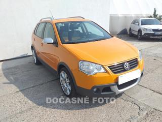 Volkswagen Polo 1.9 TDi, Serv.kniha hatchback nafta