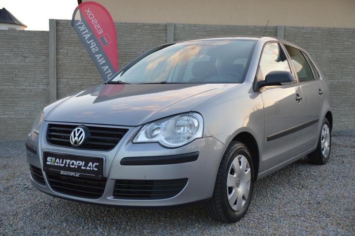Volkswagen Polo 1.2 i 44KW Basis hatchback