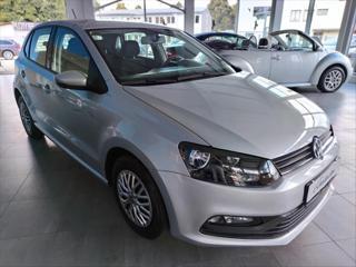 Volkswagen Polo 1,4   TDI, SERVISNÍ KNÍŽKA hatchback benzin