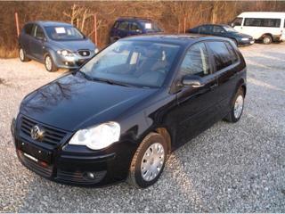 Volkswagen Polo 1.4 TDi hatchback nafta