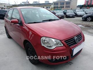 Volkswagen Polo 1.2, Serv.kniha, ČR hatchback benzin