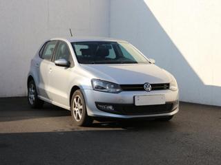 Volkswagen Polo 1.2 i, Serv.kniha, ČR hatchback benzin
