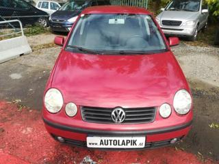 Volkswagen Polo 1,9SDi 47kW jen 90tkm hatchback nafta