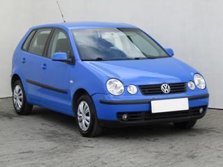 Volkswagen Polo 1.2i, 1.maj, Serv.kniha, ČR hatchback benzin