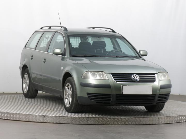 Volkswagen Passat 1.9 TDI 96kW kombi nafta