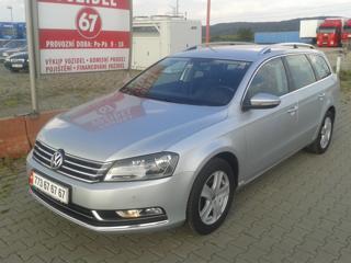 Volkswagen Passat Variant 1.4T CNG kombi